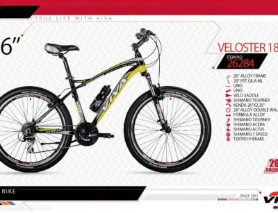 دوچرخه کوهستان ویوا مدل ولستر سایز 26 -  VIVA VELOSTER18 - 2019 colection