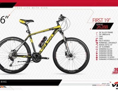 دوچرخه کوهستان ویوا مدل فرست کد 26288 سایز 26 -  VIVA FIRST19 - 2019 collection