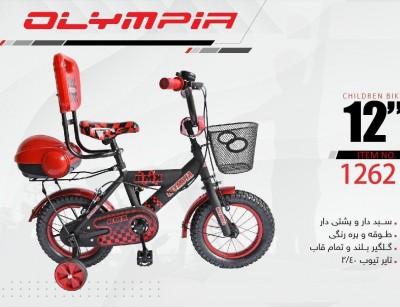 دوچرخه بچه گانه المپیا  مدل 1262 سایز 12 -  OLYMPIA