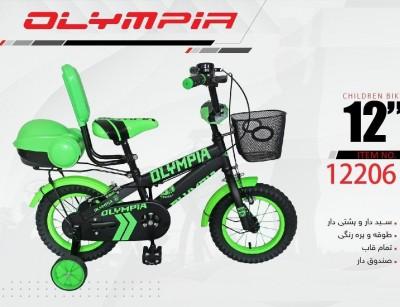 دوچرخه بچه گانه المپیا  مدل 12206 سایز 12 -  OLYMPIA
