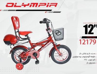 دوچرخه بچه گانه المپیا  مدل 12179 سایز 12 -  OLYMPIA