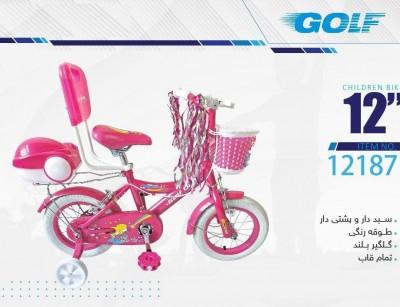دوچرخه بچه گانه گلف  مدل 12187 سایز 12 -  GOLF