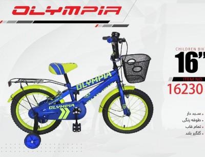 دوچرخه بچه گانه المپیا  مدل 16230 سایز 16 -  OLYMPIA
