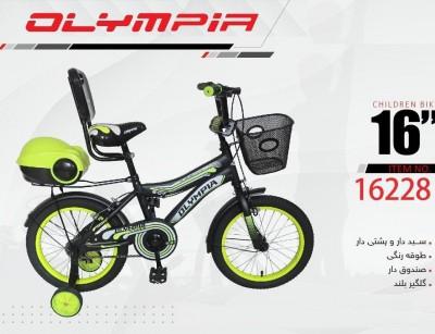 دوچرخه بچه گانه المپیا  مدل 16228 سایز 16 -  OLYMPIA