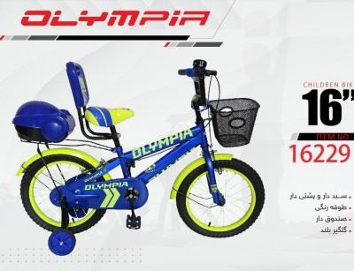 دوچرخه بچه گانه المپیا  مدل 16229 سایز 16 -  OLYMPIA