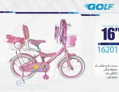 دوچرخه بچه گانه گلف  مدل 16201 سایز 16 -  GOLF