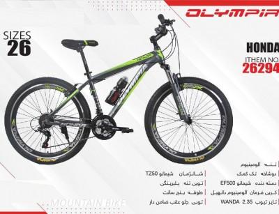 دوچرخه المپیا هوندا کد 26294 سایز 26 -   OLYMPIA HONDA
