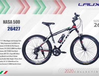 دوچرخه لاوکس ناسا کد 26427 سایز 26 -   LAUX NASA500