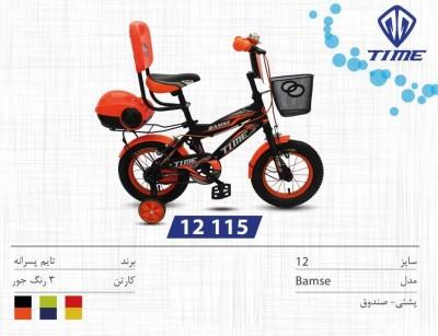 دوچرخه تایم مدل بیمس کد 12115 سایز 12- TIME BAMSE