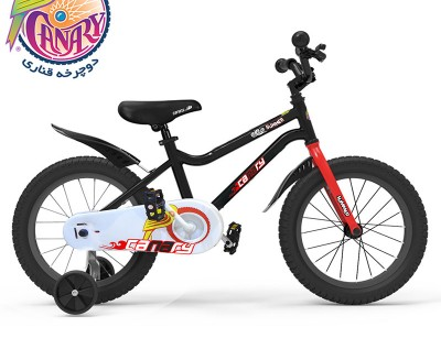دوچرخه قناری سامر سایز 12 مدل canary summer 2020