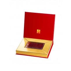 جعبه کادویی زعفران 5 گرمی شاهسوند