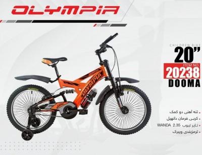 دوچرخه المپیا دوما کد 20238 سایز 20 -   OLYMPIA DOOMA
