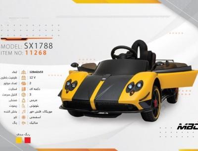 ماشین شارژی کار اسپورت کد 11268 مدل CAR SPORT- SX1788