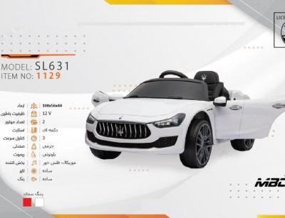 ماشین شارژی مازراتی کد 1129 مدل MASERATI SL631