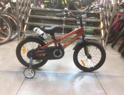 دوچرخه  آلپینا سایز 16 تنه آهنی - ALPINA