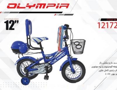 دوچرخه  المپیا سایز 12 کد 12172 - OLYMPIA