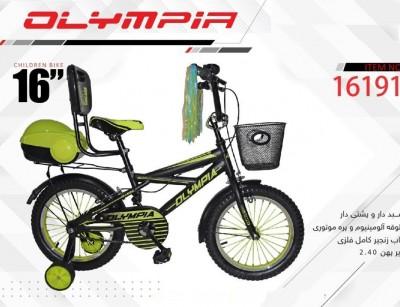 دوچرخه  المپیا سایز 16 کد 16191 - OLYMPIA