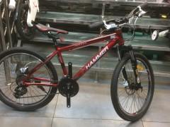 دوچرخه  هامر (hammer) سایز 24 دیسکی هیدرولیکی