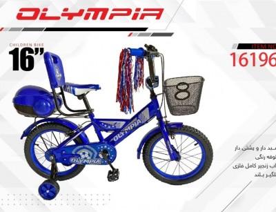 دوچرخه المپیا سایز 16 کد 16196 - OLYMPIA