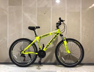 دوچرخه المپیا سامر اس80 کد 26188 سایز 26 -   OLYMPIA SUMMER S80