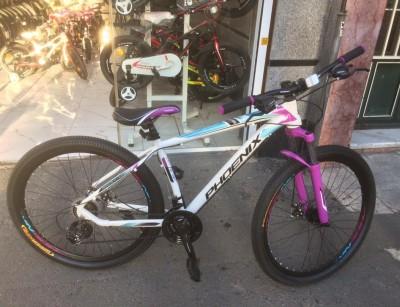 دوچرخه فونیکس 24 دنده سایز 27.5 - PHOENIX