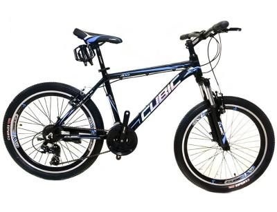 دوچرخه  کوبیک سایز 24 کد 2401 تنه آلومینیومی  CUBIC AX1