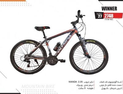دوچرخه  المپیا وینر سایز 27.5 کد 2748 -  OLYMPIA WINNER