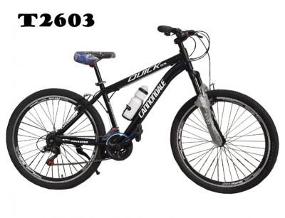 دوچرخه  دنده ای  سایز 26 مدل T2603