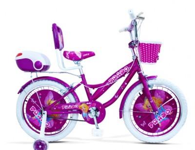 دوچرخه  دخترانه پرادو سایز 20 کد 2000515 -  PRADO
