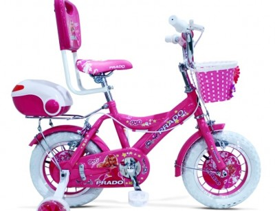 دوچرخه پرادو دخترانه سایز 12 کد 1200517 -  PRADO