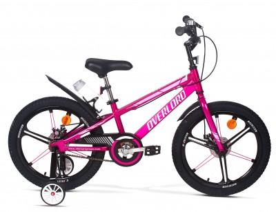 دوچرخه اورلرد (OVERLORD) سایز 20 آلومینیوم و دیسکی کد 2010024