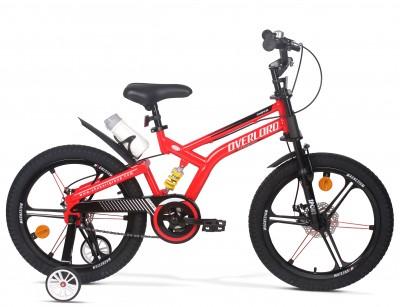 دوچرخه اورلرد (OVERLORD) سایز 20 آهنی و دیسکی کد 2010022
