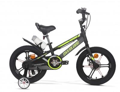 دوچرخه اورلرد (OVERLORD) سایز 16 آلومینیوم و دیسکی کد 1600638