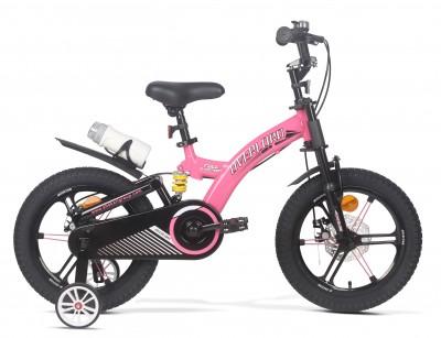 دوچرخه اورلرد (OVERLORD) سایز 16 کمک دار و دیسکی کد 1600637