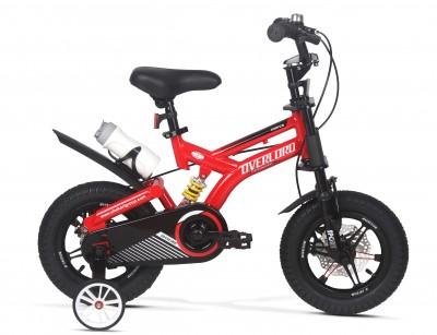 دوچرخه اورلرد (OVERLORD) سایز 12 کمک دار و دیسکی کد 1200491