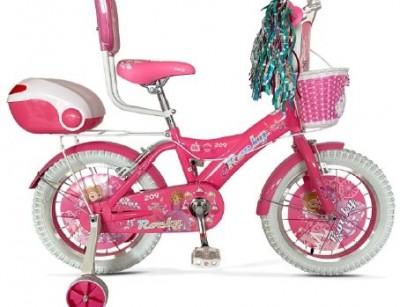 دوچرخه دخترانه راکی سایز 16 کد 1600671 -  ROCKY