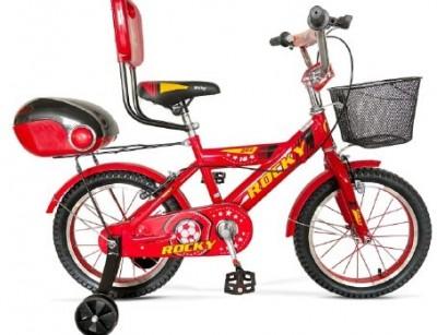 دوچرخه راکی سایز 16 کد 1600666 -  ROCKY