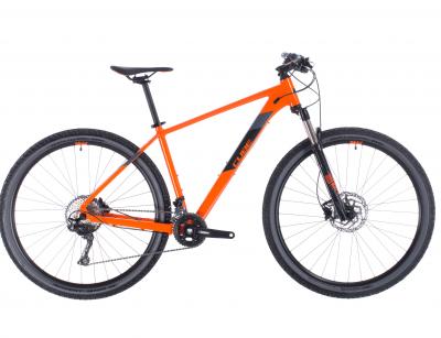 دوچرخه کوهستان کیوب مدل اتنشن اس ال سایز 27.5,29- CUBE ATTENTION SL