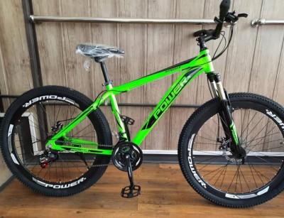 دوچرخه پاور سایز 26 تنه آلومینیوم کد 2610 - POWER
