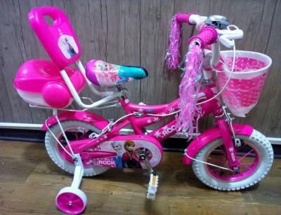 دوچرخه دخترانه راک سایز 12 کد 1201 - ROCK