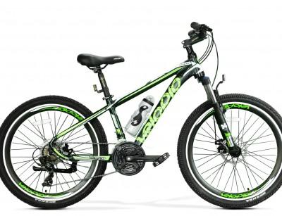 دوچرخه ولوپرو دیسکی سایز 24 کد 2400778- مدل VELOPRO P4000-D