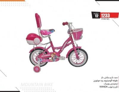 دوچرخه المپیا مدل رامبو سایز 12 کد 1233 - OLYMPIA