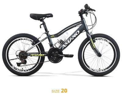 دوچرخه آمانو سایز 20 کد 2010077- مدل GT2008
