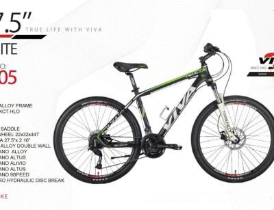 دوچرخه ویوا مدل ایگنایت کد 2705 سایز 27.5 -  VIVA IGNITE