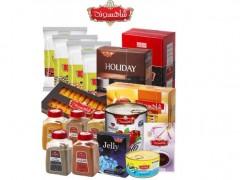 17 محصول غذائی شاهسوند در یک پکیج با ارسال رایگان
