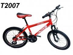 دوچرخه  دنده ای  سایز 20 مدل T2007
