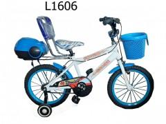 دوچرخه   سایز 16 مدل G1605 با ارسال رایگان