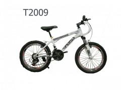 دوچرخه  دنده ای کمک فنر دار سایز 20 مدل T2006 با ارسال رایگان