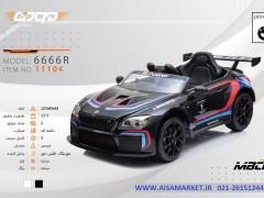 ماشین شارژی بی ام و مدل BMW 6666R کد 11104