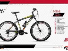 دوچرخه کوهستان ویوا مدل تی ناین کد 26311  سایز 26 -  VIVA T-NINE - 2019 colection